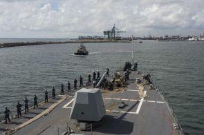 Sailor dies on-board 'INS Kalinga' under suspicious state