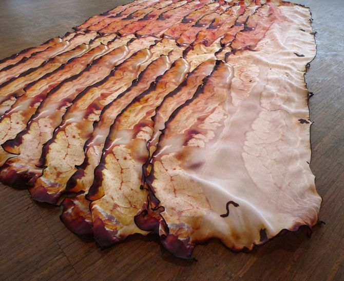 Wrap yourself in bacon