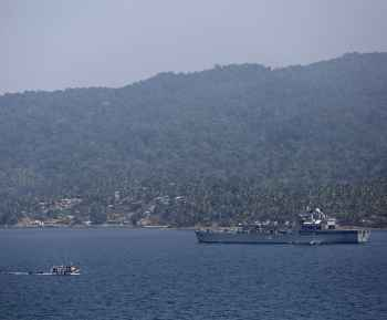 Government clears counter-China move in Andamans