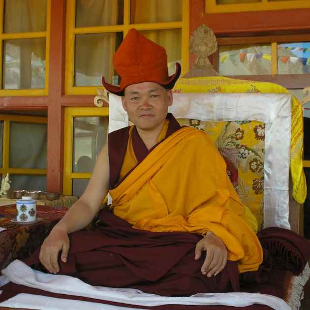 Tsona Rinpoche. The revered monk was found hanging in his South Delhi apartment on May 19
