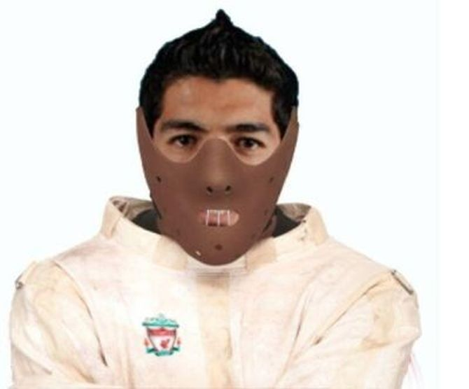 Heard the latest Suarez jokes? Here they are...