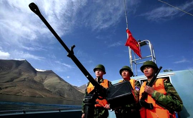 Ladakh: China deploys more troops, constructs bunkers