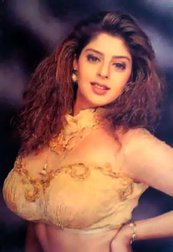 Actor-turned-politician Nagma