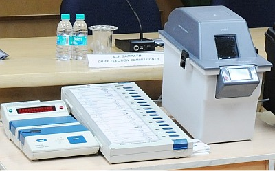 SC rejects plea seeking 100% matching of VVPAT slips