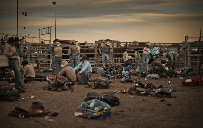 Winner 'Arts & Culture': 'Rodeo' by Valerie Prudon, France