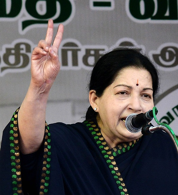 'Jayalalithaa didn't break contact. I broke contact'