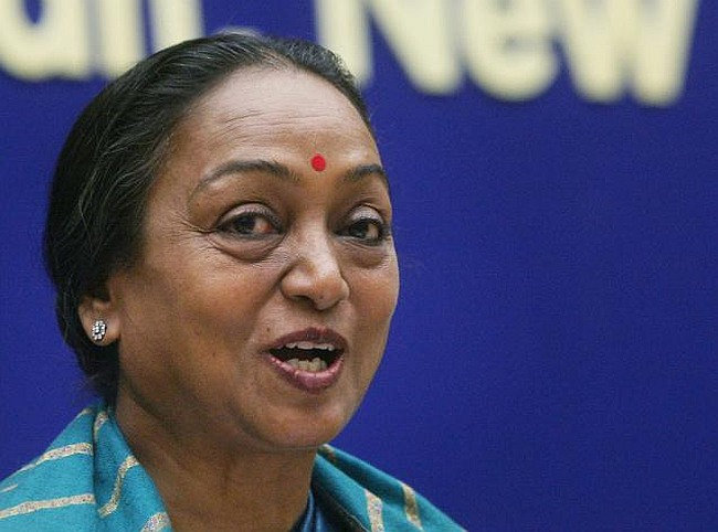 Meira Kumar is Opposition's Prez nominee