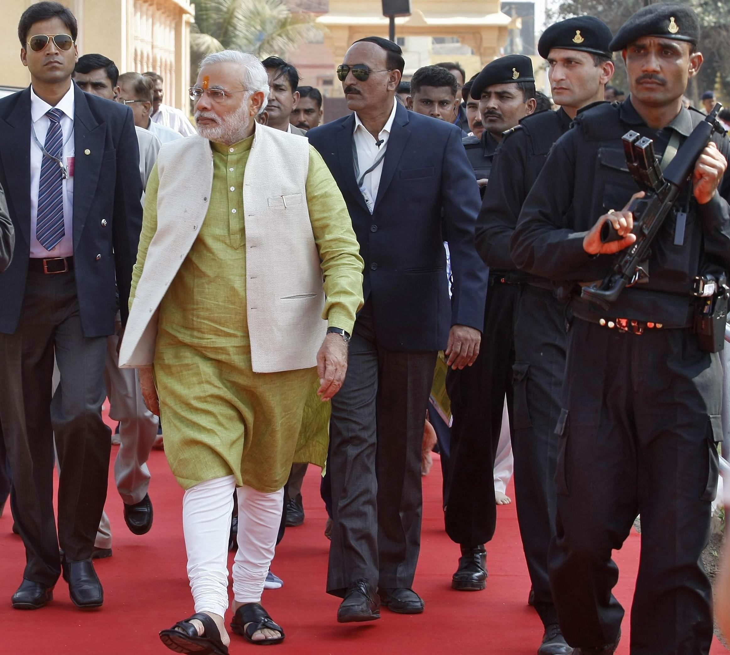 SPG gets marginal increase of Rs 2.7 crore in Budget