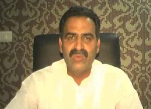 Union minister Sanjeev Balyan