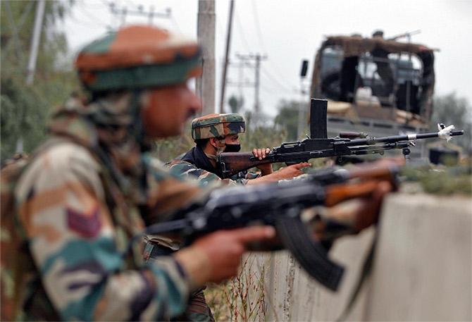 Defending India, securing Indians