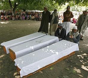 Machil fake encounter: 5 armymen sentenced for life