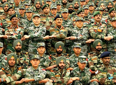 India, China 'Hand-in-Hand' joint exercise from Nov 16