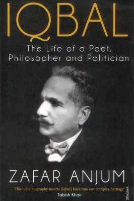Iqbal: The book cover