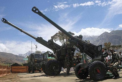 India decides to buy 814 artillery guns