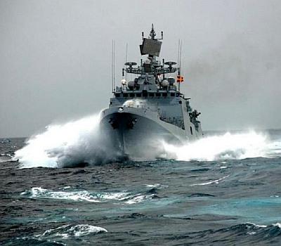India just saved its warships