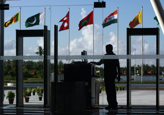 SAARC meet cancelled as Pak wanted Taliban on table