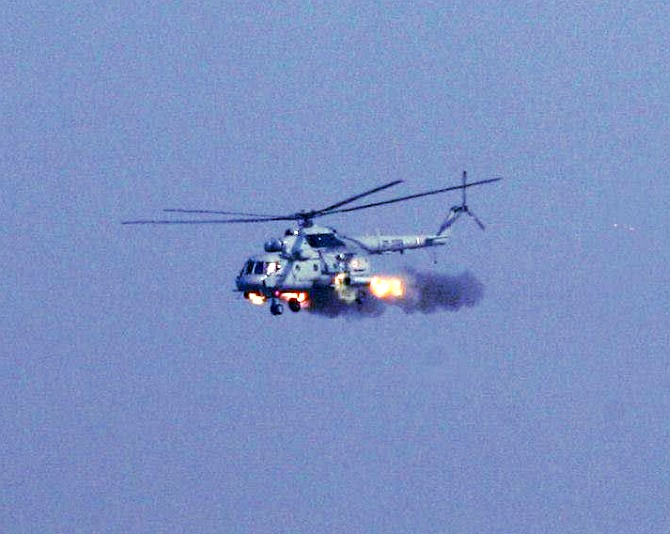Indo-Russian joint air exercise Avia-Indra I ends