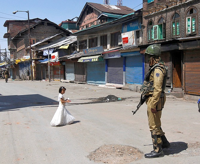 Modi must drain the Kashmiri ulcer