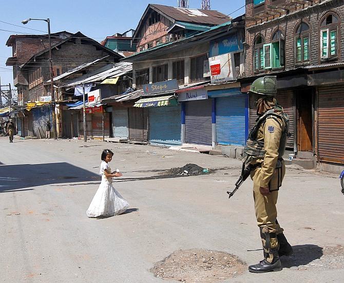 Modi must drain the Kashmiri ulcer