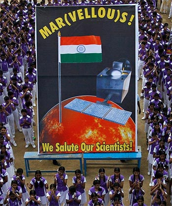India's successful mars mission