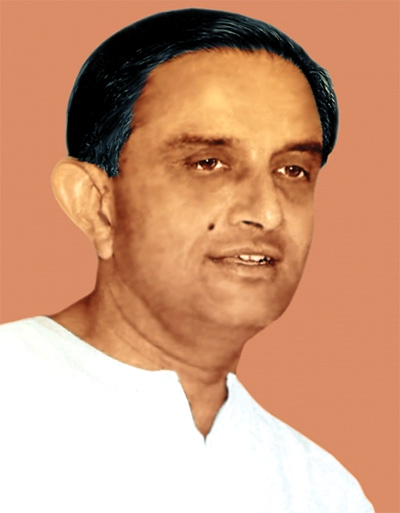 Dr Vikram Sarabhai. Kind courtesy: ISRO