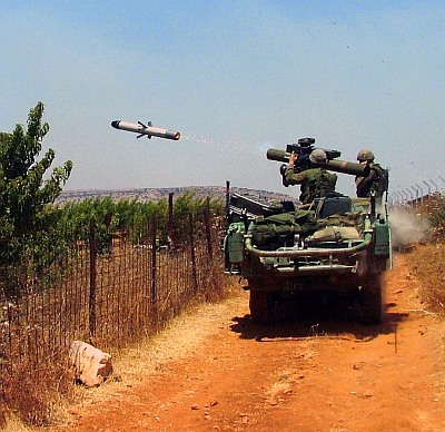 India 'Spikes' American Javelin missiles