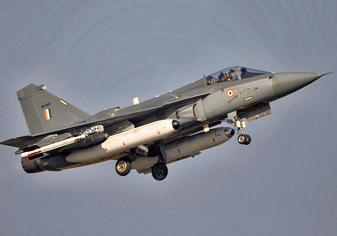 Tejas Mark II will take to the skies in next 3 years