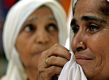 Relatives of victims of anti-Sikh riots