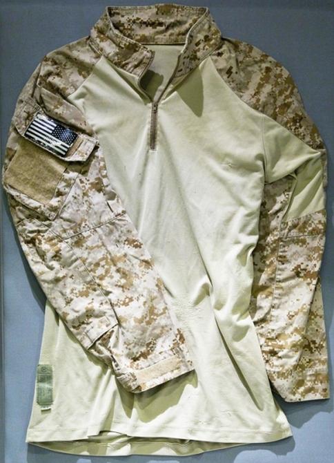 bin laden navy museum inside seal killed uniform osama seals compound india rediff brick