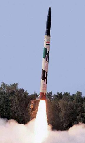 India successfully test-fires Agni-I missile