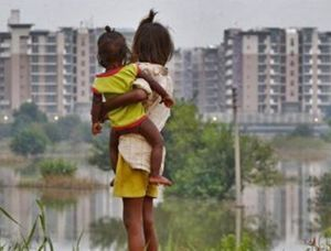Open defecation, a human tragedy in India