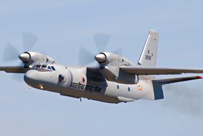 IAF AN-32 crash lands at Chandigarh airport