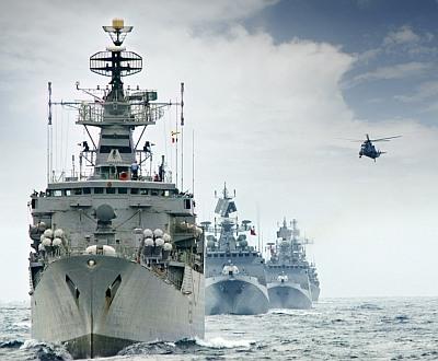 119 warships built, naval design celebrates golden jubilee