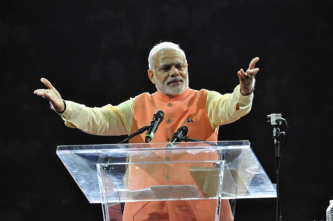 'Howdy Modi': PM to address community summit in US