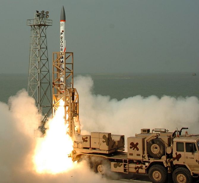 India's missile interceptor fails test