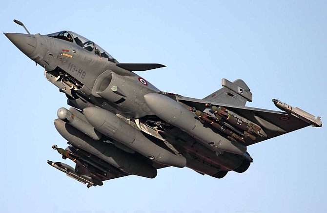India to buy 60+ Rafale jets off the shelf