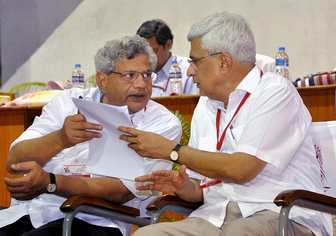CPM headed for major showdown at party conclave