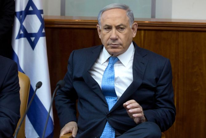Israeli PM Netanyahu indicted on corruption charges
