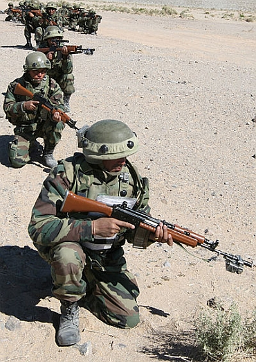 Indian Army's First Battalion is completing 200 years