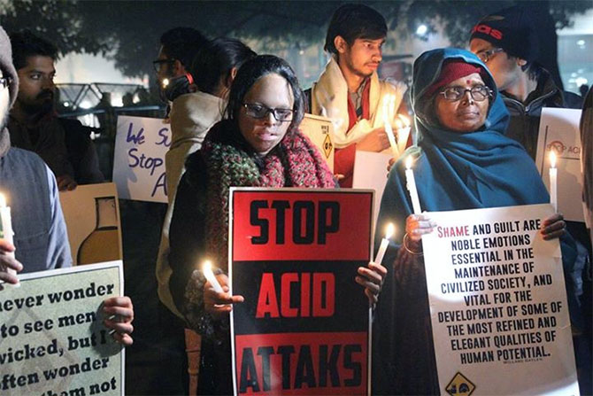 Stop Acid Attacks