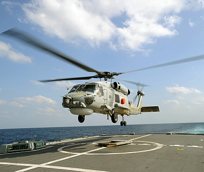 Fresh talks on with Sikorsky for S-70B Seahawk helicopters