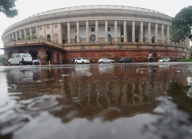 Monsoon session: 18 Oppn parties to corner govt over DeMo, GST