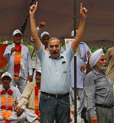 OROP issue: Angry veterans to return medals on Tuesday