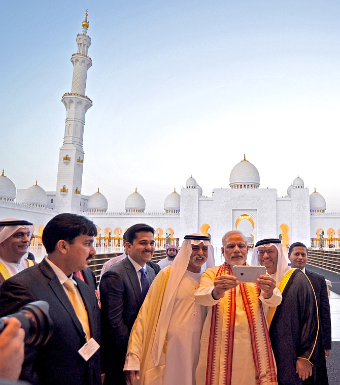 India News - Latest World & Political News - Current News Headlines in India - Saudis get around Hindu nationalism