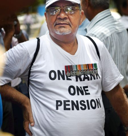 100 days, 7 sticking points: OROP stir continues