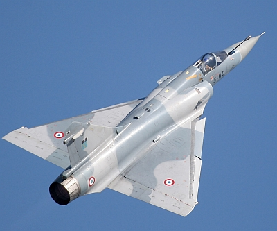 New 'Made in India' display for Mirage 2000 fighters