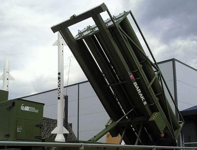 Developed jointly by both countries, Israelis refer to the new missile system as the Barak 8, while Indians call it the Long Range Surface to Air Missile