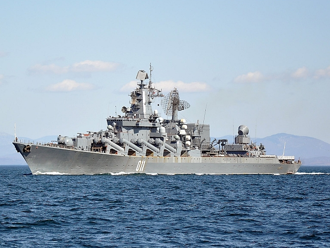 Indo-Russian naval exercise begins in Vizag