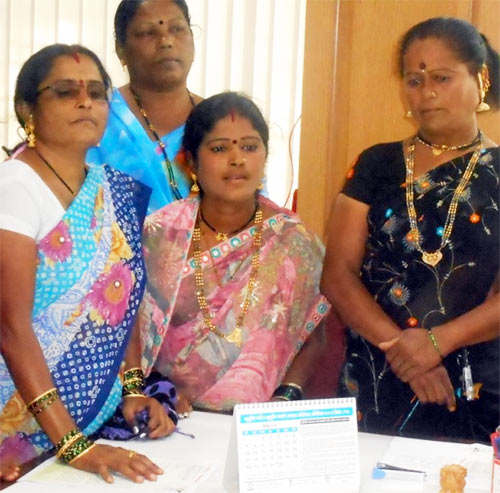 Ahmednagar's sex workers donate Rs 1 lakh for Chennai flood victims.