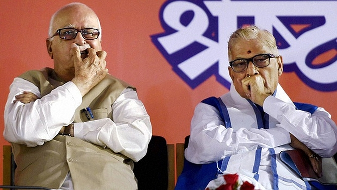 Babri case: Advani, MM Joshi among 32 acquitted